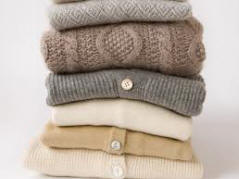 Stack of Sweaters