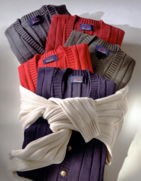 Wrapped Sweaters